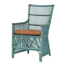 50 most popular tropical leather armchairs and accent chairs for