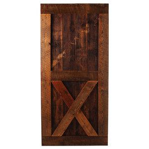 Gallatin Door, Finished, 50x97