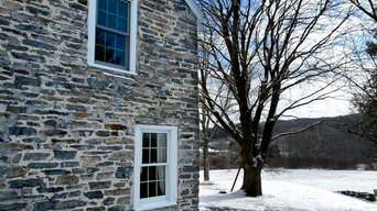 Stone House Farm Fieldstone Exterior