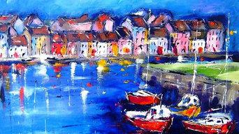 Galway paintings