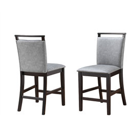 Transitional Bar Stools And Counter Stools by Pilaster Designs