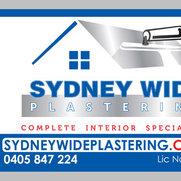 Sydney wide plastering pty ltd's photo