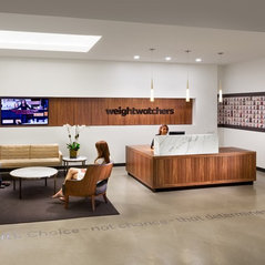 benhar office interiors new york ny us 10018