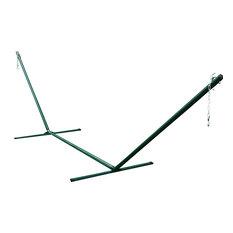 15' Hammock Stand, Green, 15'