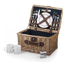 Catalina Picnic Basket Dahlia Collection