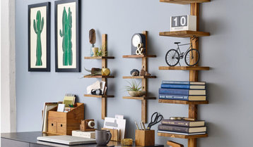 Wall Shelves and Hall Trees
