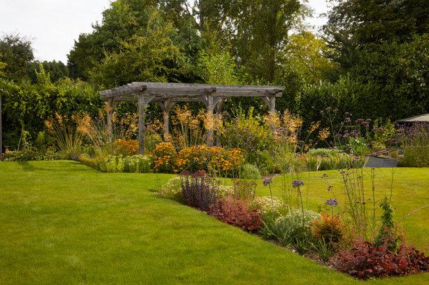 Современный by Ed Oddy Garden Design