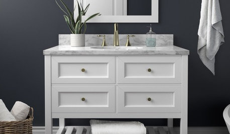 Up to 40% Off Single-Sink Vanities by Style