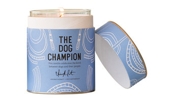 The Dog Champion Candle
