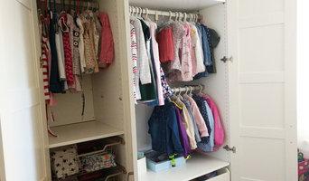 Un armario infantil