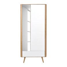 skandinavisch kleiderschr nke schwebet renschrank schlafzimmerschrank designs. Black Bedroom Furniture Sets. Home Design Ideas