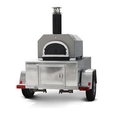 Chicago Brick Oven - The Tailgater Is In Demand, Get On The Wait List Now! Silver Vein - Outdoor Pizza Ovens