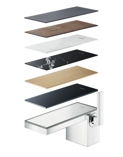 Bathroom MyEdition faucet collection by Axor