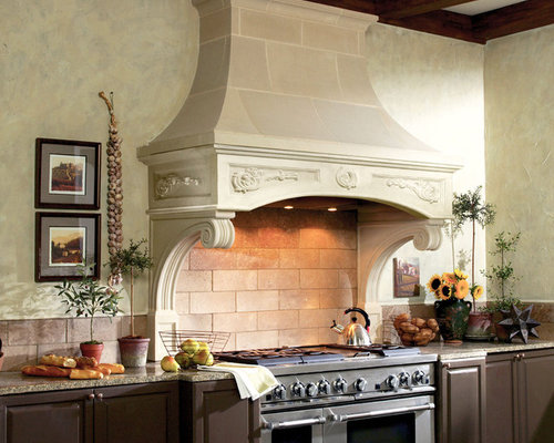 Cast Stone Kitchen Range Hoods