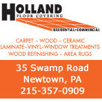 holland floor covering newtown pa us 18940