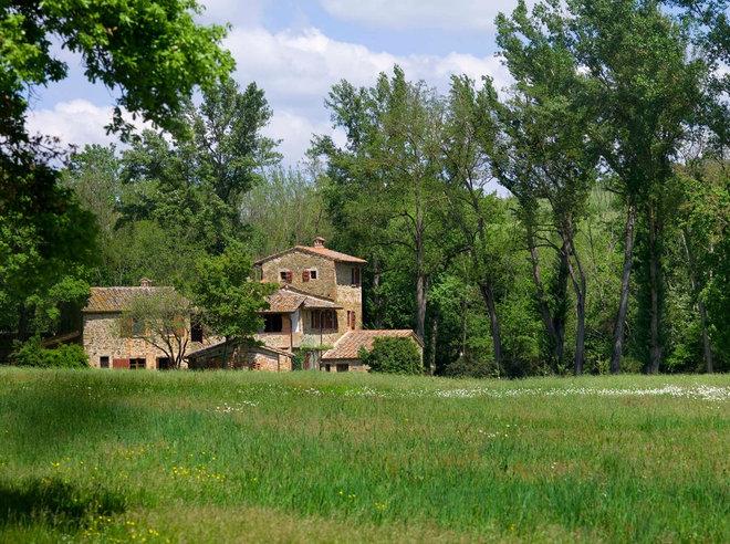 Italian mill house