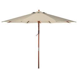 Contemporary Outdoor Umbrellas by Bond Manufacturing Co.