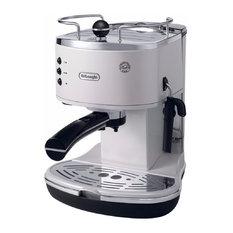 Icona 15-Bar Pump Driven Espresso/Cappuccino Maker, White