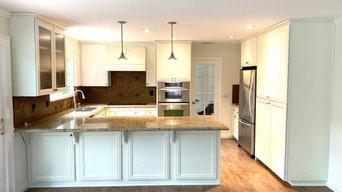 Kitchen Cabinets #1