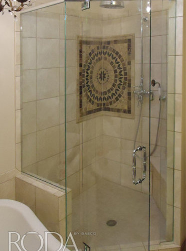 Frameless Tub And Shower Enclosures By Roda
