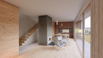 Casa passiva a Gallio - Altopiano di Asiago VI