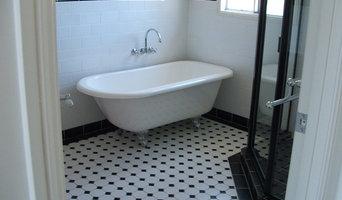 Colonial Bathroom