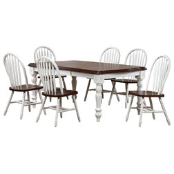 Traditional Dining Sets by Sunset Trading