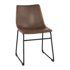 Biff Brown Dining Chair