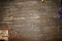 Removing Subfloor Staples Trying To Save Hardwood Help