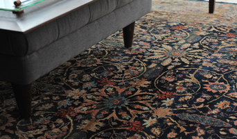 Carpet in progress...