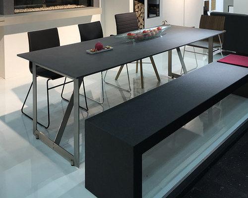 Möbel aus Beton - Tische, Bänke, Sideboards und mehr
