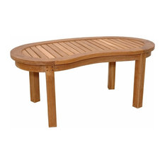 Kidney Table, Curve Table