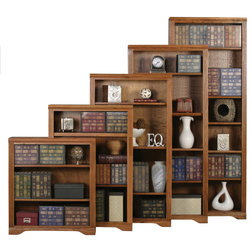 Transitional Bookcases by Eagle Furniture