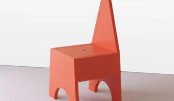 Chaise pour enfants en bois Tok-Atao
