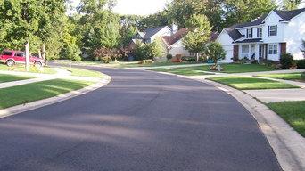 Paved Street