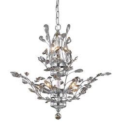 Simple Traditional Chandeliers by Elegant Furniture u Lighting