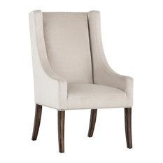 Kailene Dining Chair Acacia Beige