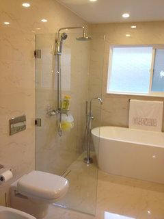 Traditional bathroom for Bathroom designs 8x7