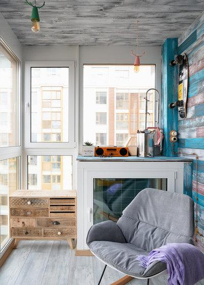 Фьюжн Балкон и лоджия by Наталья Вершинина | Photography