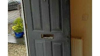 Front Door Redecoration