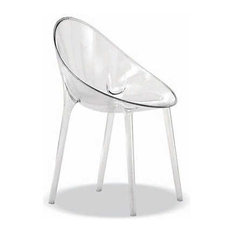 Mr. Impossible Chair by Kartell, Crystal