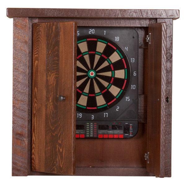 Barnwood Dartboard Cabinet