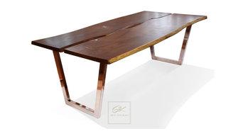 Большой обеденный стол «Magnus»  от Art Studio S&K.