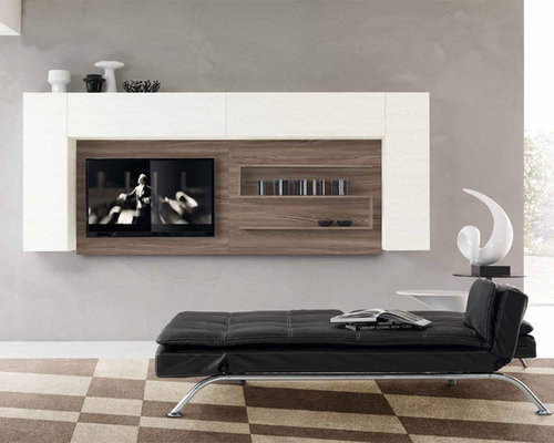 Modern Wall Units VV3941   Products