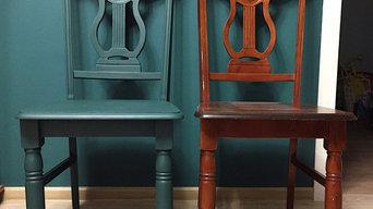 Декорирование мебели и обучение основам декорирования