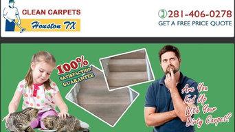 Clean Carpets Houston TX