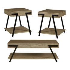 Darby 3-Piece Cocktail and End Tables Set
