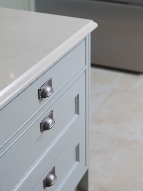 Jonathan Williams Handpainted Solid Inframe Kitchen from our Claridge Collection - Furniture