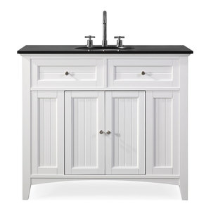 Cottage Thomasville Bathroom Sink Vanity, 42""
