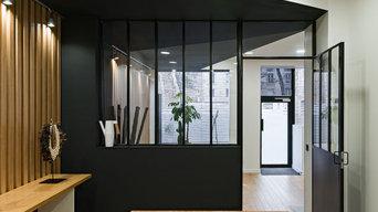 Rénovation de bureau - Paris
